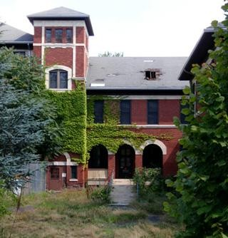 Abandoned Psychiatric Hospital in Cedar Grove, New Jersey