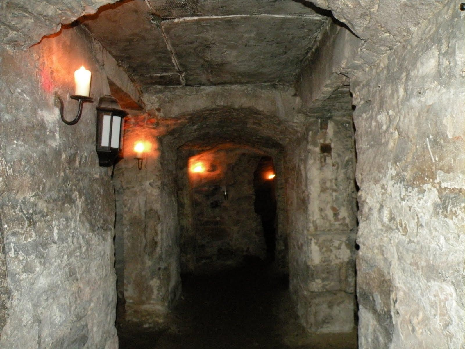 Edinburgh Vaults in Edinburgh, Scotland