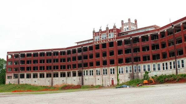 Waverly Hills Sanatorium in Louisville, Kentucky