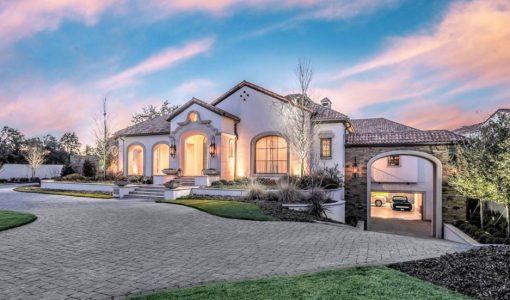 Jordan Spieth's House